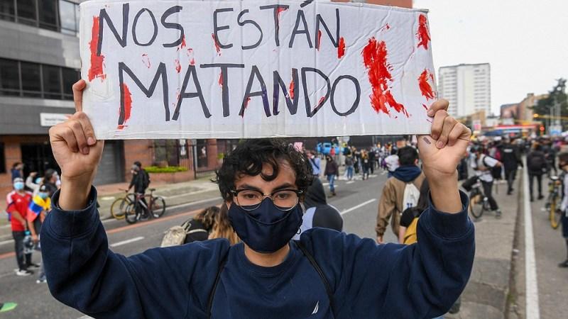 Habrá nuevas marchas al cumplirse un mes del inicio del paro nacional en Colombia