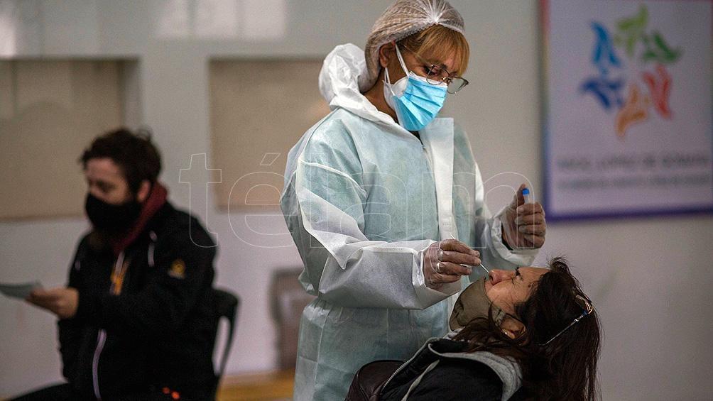 Suman 4.111.147 los contagiados desde el inicio de la pandemia.