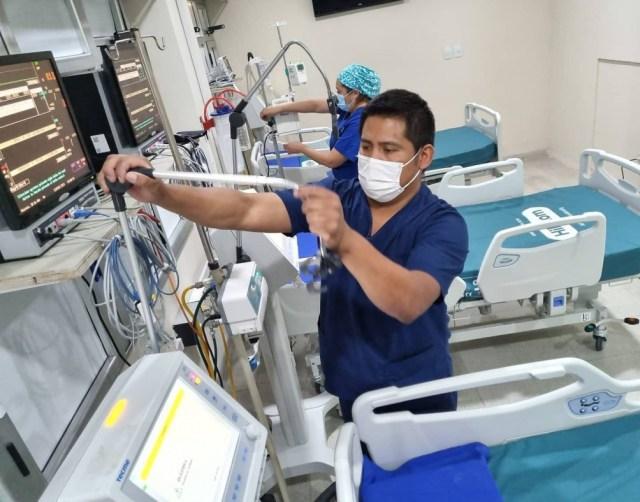 Se apunta a tener camas operativas de cuidados críticos, apelando al carácter interrelacionado del sistema sanitario.