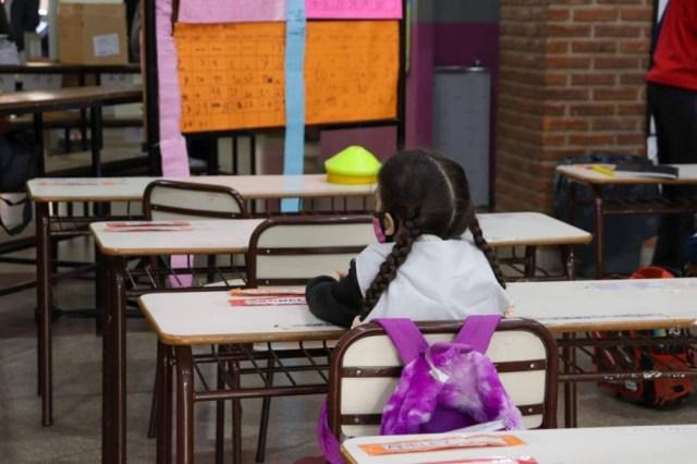 """Entre lunes y martes se reorganizarán las actividades educativas y comenzarán a convocar desde el miércoles """"en forma progresiva"""" a los estudiantes."""