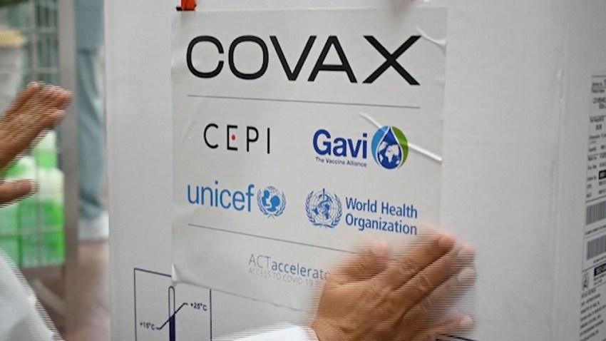"""El bloque tiene como objetivo distribuir """"al menos 200 millones más de dosis de vacunas aseguradas."""