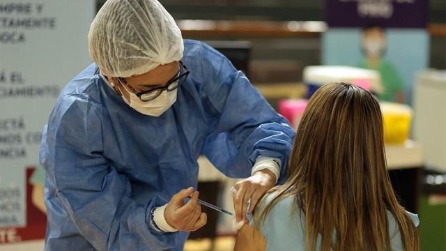 Desde el comienzo del operativo nacional de inmunización, la Argentina ya recibió 20.677.145 vacunas.