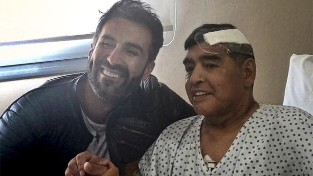 El psicólogo Díaz defiende el accionar de Leopoldo Luque, el médico personal de Maradona.