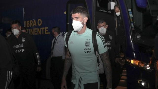 Argentina ya se encuentra en tierras brasileñas para disputar la 47ma. edición de la Copa América