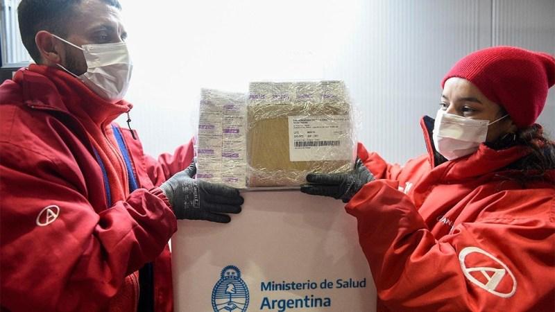 En el marco del Plan Estratégico para la vacunación ya se distribuyeron más de 19 millones de vacunas.