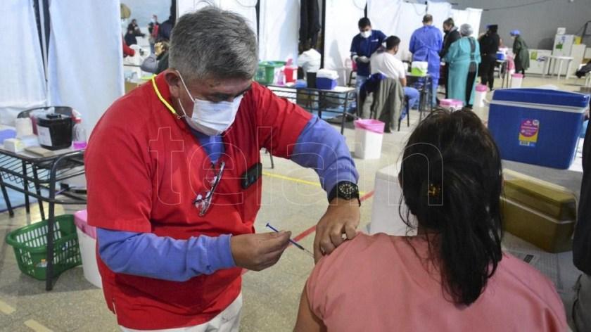 A casi seis meses del inicio de la vacunación con más de 19 millones de dosis distribuidas.