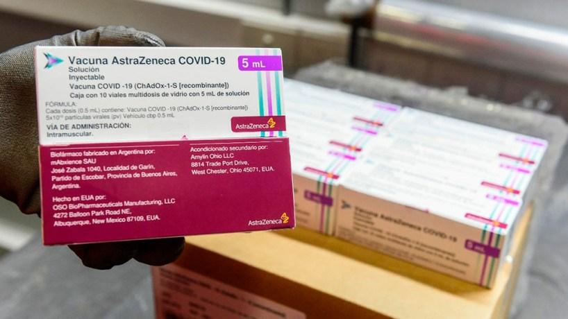 Hasta el sábado, Argentina llevaba 20.615.390 de dosis de vacunas distribuidas entre las 24 jurisdicciones.