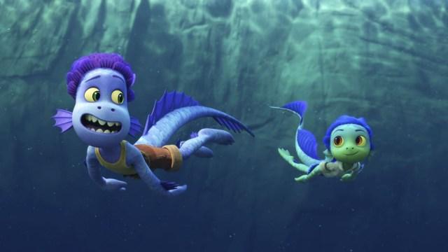 """""""Luca"""" es el hito número 24 en el cuarto de siglo de existencia de Pixar."""