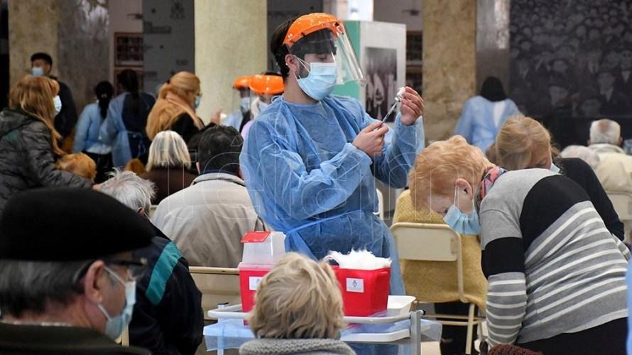 Vizzotti informó que el 32% de toda la población del país ya cuenta con una primera dosis.