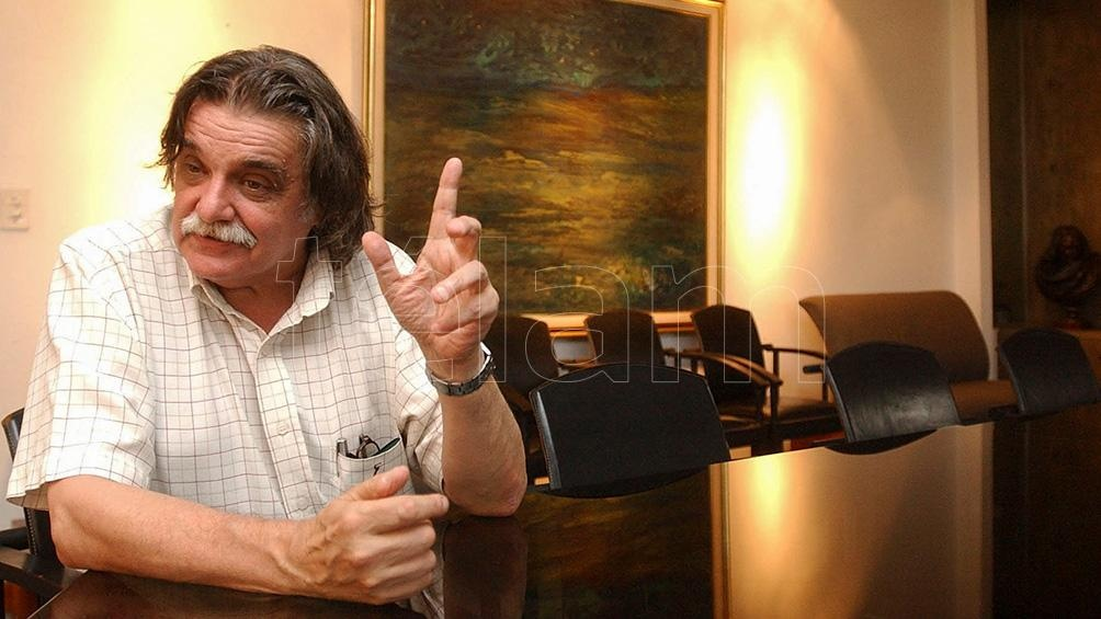El sociólogo y ensayista Horacio Gónzalez falleció este martes 22 a los 77 años.