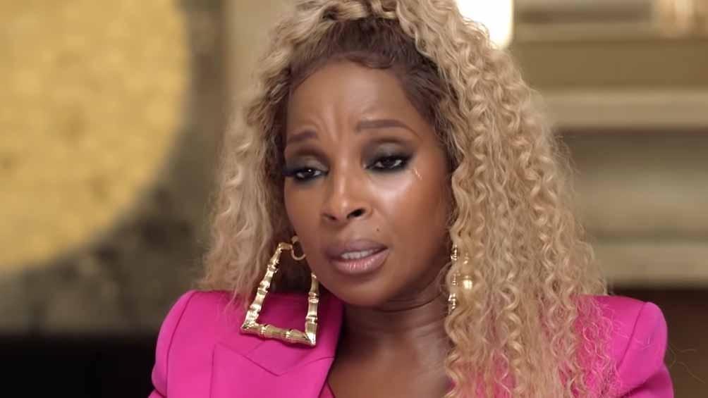 La cantante Mary J Blige retratada en un documental a su altura.
