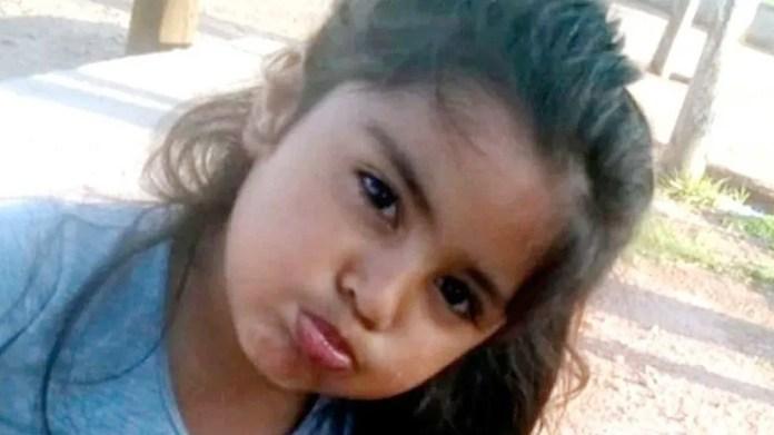 Guadalupe Belén Lucero, la niña de 5 años, desapareció el 14 de junio por la tarde en San Luis.
