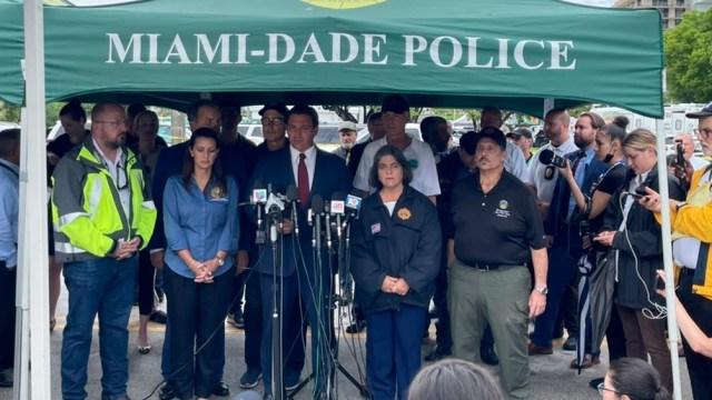 El número de desaparecidos se ha reducido a 156, y las muertes confirmadas son ahora un total de cinco.