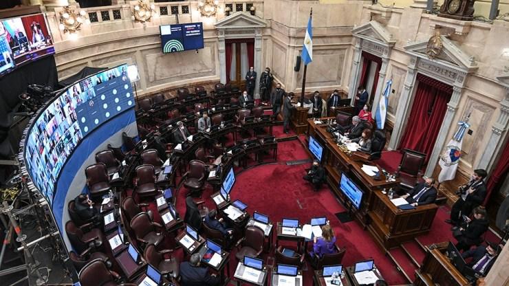 La decisión fue acordada por los bloques políticos del Frente de Todos (FdT) y de Juntos por el Cambio (JxC) del Senado.