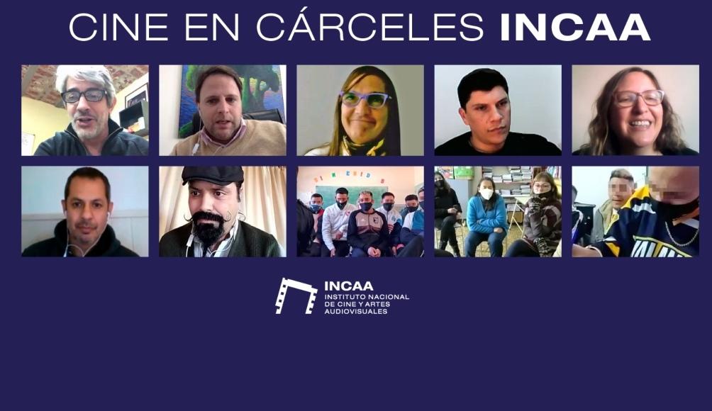 El ciclo Cine en Cárceles se desarrolla en forma virtual en penales bonaerenses.