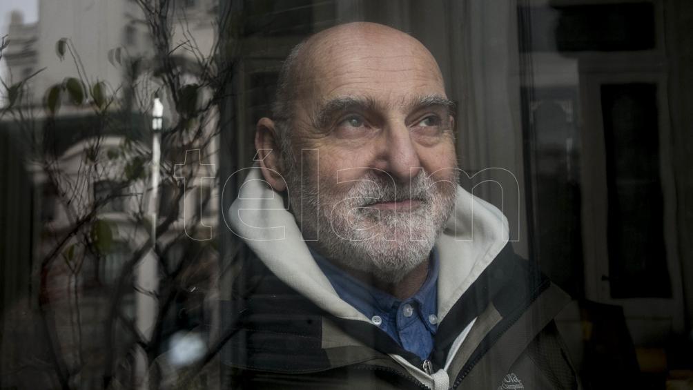 """El autor de """"El Hotel de la Amistad""""."""