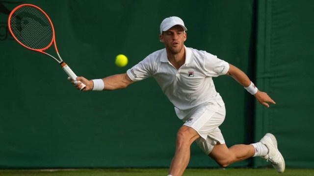Schwartzman viene de llegar a tercera ronda en Wimbledon 2019,