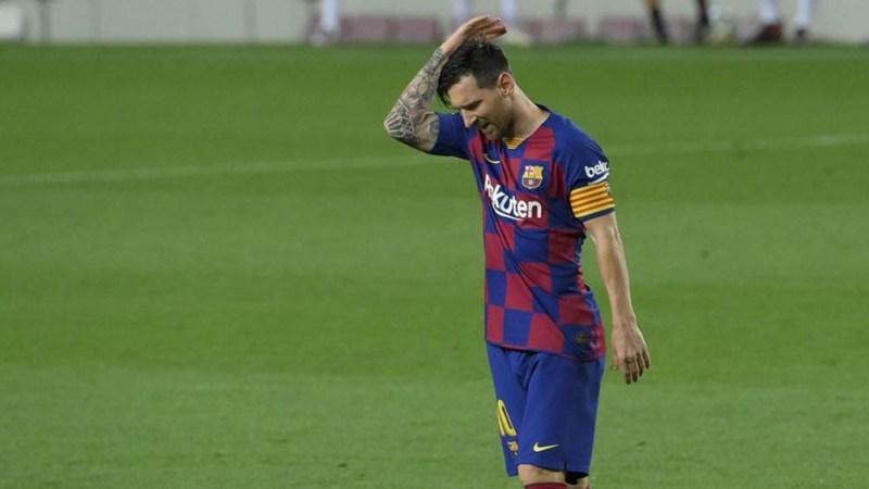 Messi todavía no tiene asegurada su continuidad en Barcelona.