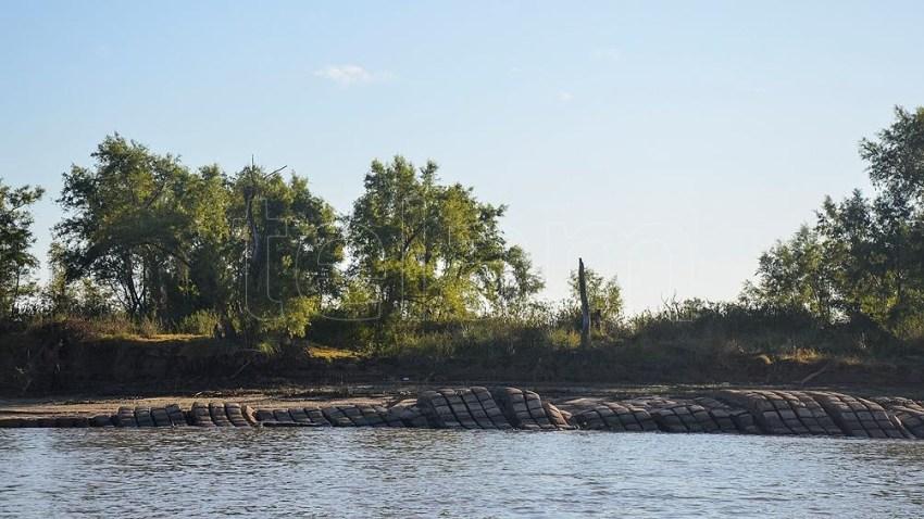 Alrededor de 65% de los embarques de granos sale por Rosario y el 35% restante por Bahía Blanca