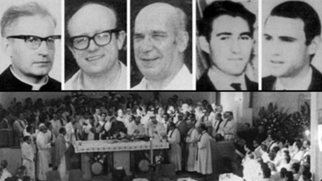 Un 4 de julio de 1976 fueron baleados en la parroquia que habitaban en el barrio Belgrano.