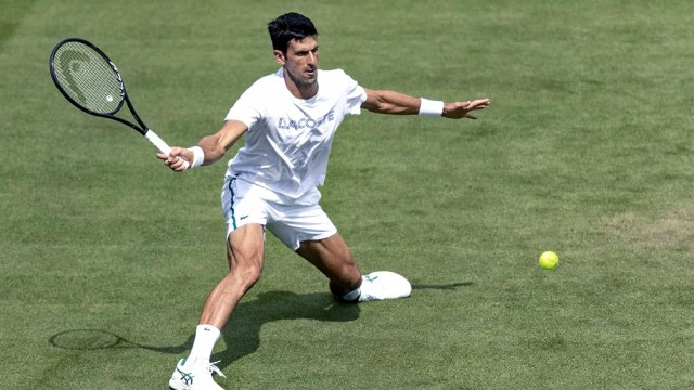 Novak Djokovic quiere lograr el Golden Slam.