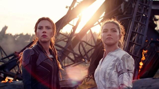"""""""Black Widow"""": la taquilla está de su lado."""