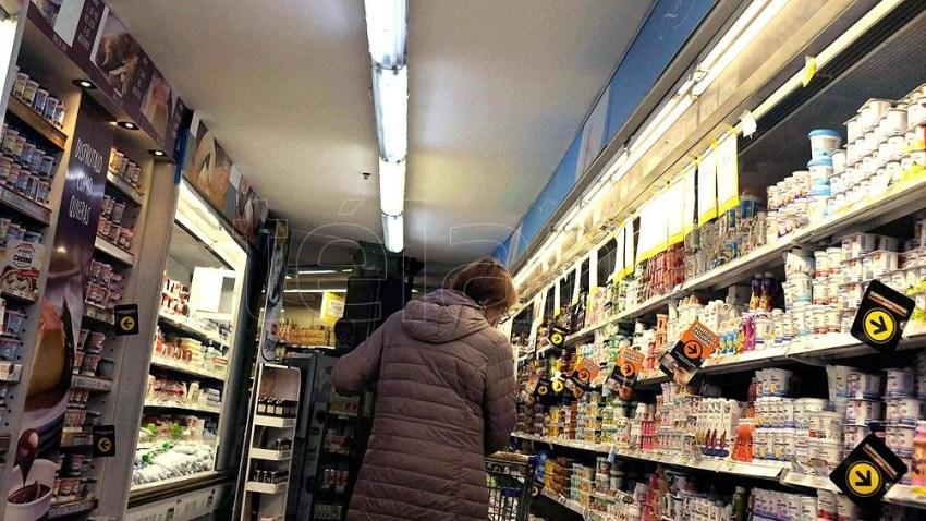 Precios Cuidados aumentó en un 45% la presencia de marcas y líneas de productos lácteos.