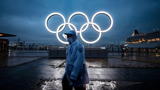 Tokio está bajo su cuarto estado de emergencia desde el 12 de julio, poco antes del inicio de los Juegos Olímpicos. Foto: AFP