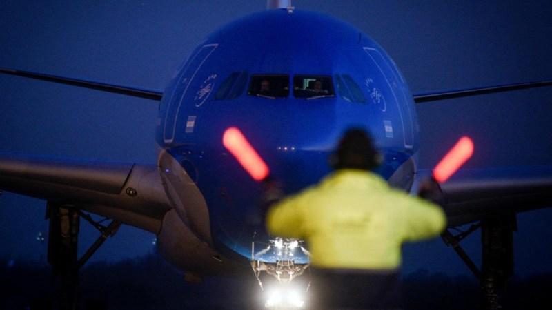 Para el total del operativo, se utilizan tres aviones Airbus 330-200