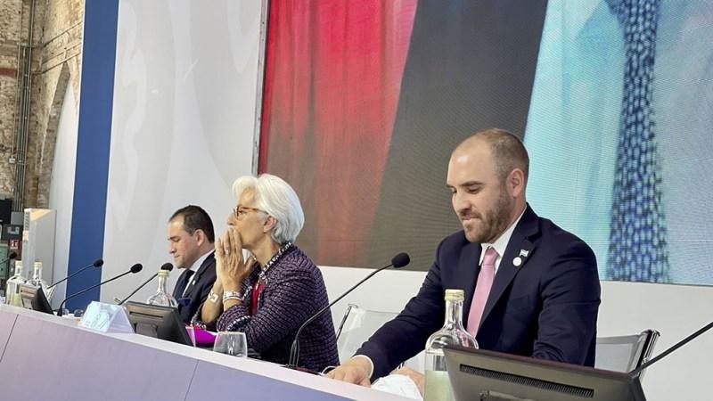 Las negociaciones tuvieron como objetivo alcanzar un acuerdo de programa con el FMI