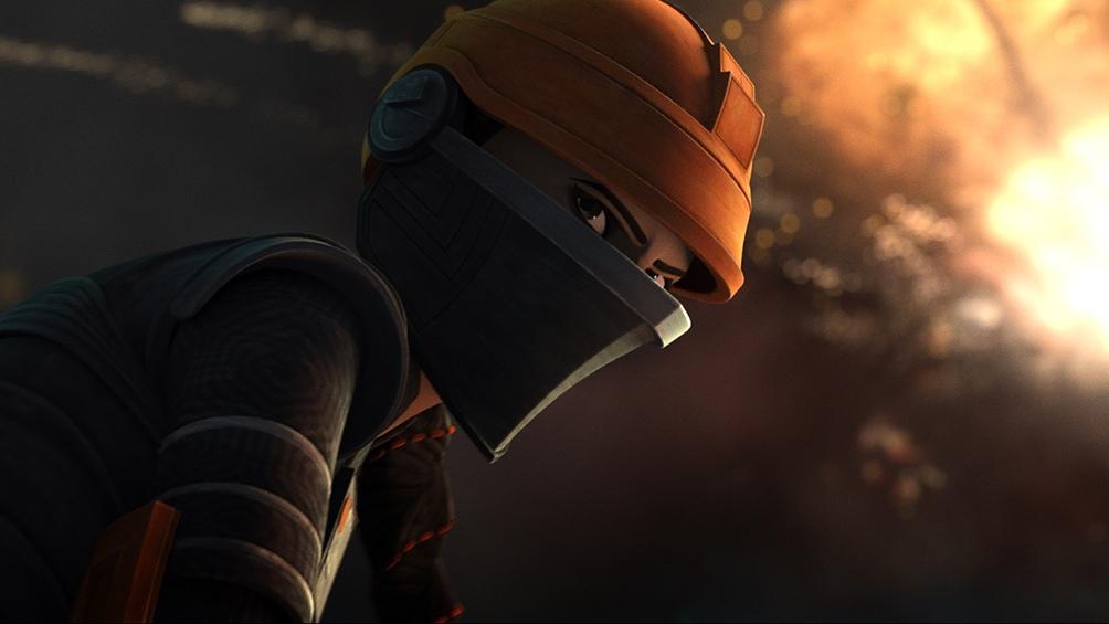 """Wen ingresó al universo Star Wars en """"The Mandalorian"""" donde interpreta a una cazarecompensas."""
