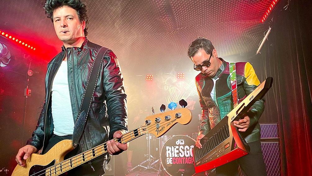 La banda planea hacer la presentación del disco para fines de año en México.