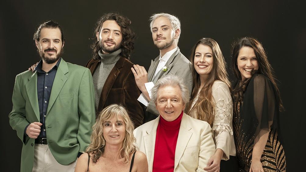 """""""Es un elenco maravilloso y de mucho profesionalismo"""", dijo Cibrián sobre quienes participan de """"Infierno blanco""""."""