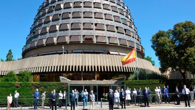 Sede del Tribunal Constitucional de España