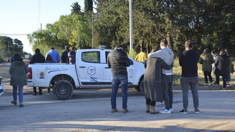 El cadaver de Gonzalo Calleja (29) fue hallado en un campo de trigo en las afueras de la ciudad entrerriana de Paraná.