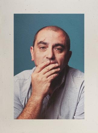 César Romero, uno de los que da su testimonio.