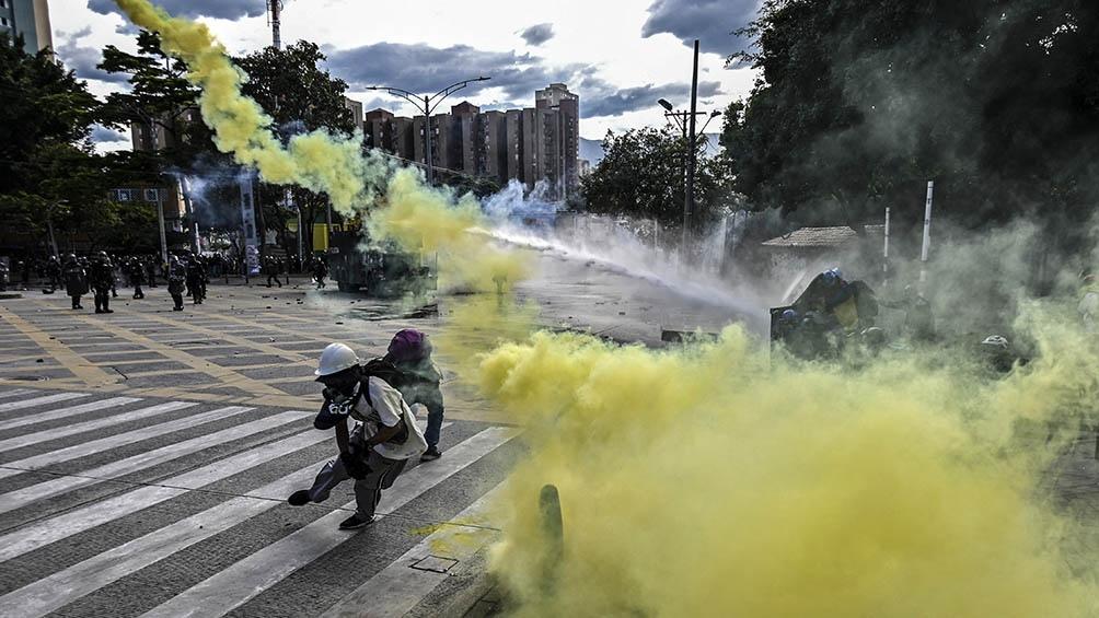 Detuvieron a 25 manifestantes que denunciaron nuevas violaciones a los derechos humanos.