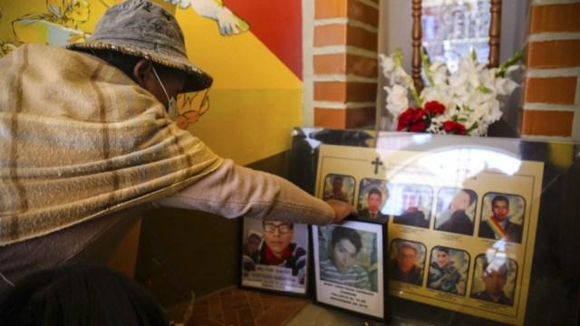 Aún hoy, parte de la población boliviana niega que en Senkata haya ocurrido una masacre. Foto: Satori Gigie