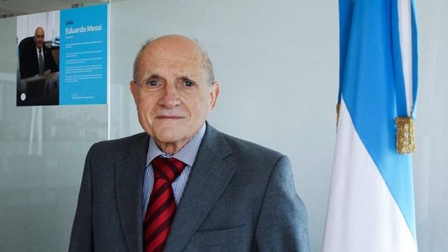 José Luis Antúnez, presidente de la empresa Nucleoeléctrica Argentina SA (NASA).