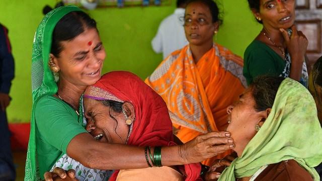 Hay al menos 79 muertos 100 mil evacuados y decenas de desaparecidos por las lluvias monzónicas.