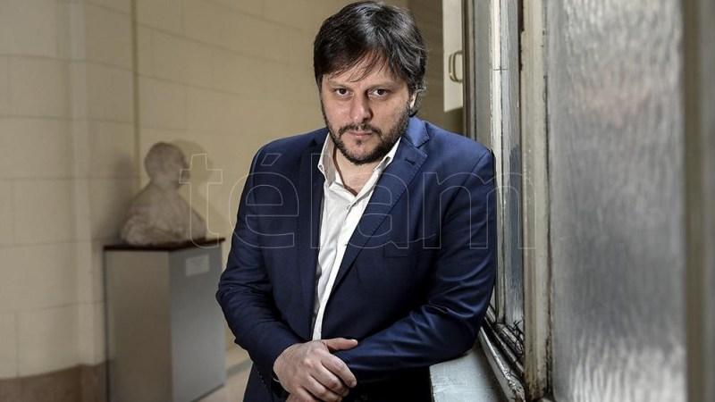 Leandro Santoro, el nombre del Frente de Todos en la Ciudad.