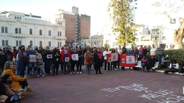 Foto Facebook: Frente-Trans Paraná E.R.
