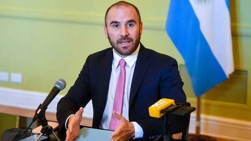 La actividad económica volvería a la senda inicialmente trazada por el ministro de Economía, Martín Guzmán