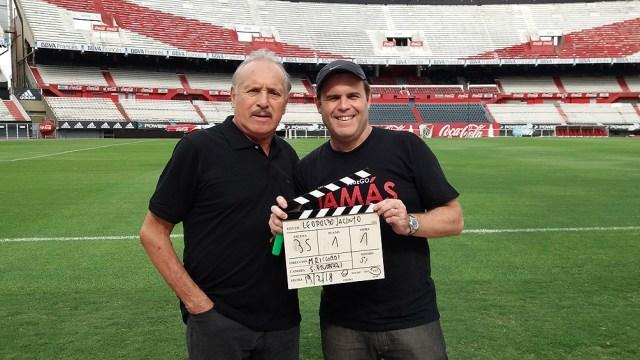 El relato de Riccardi es un documental con elementos de ficción que narra la vida del campeón del Mundial de 1978