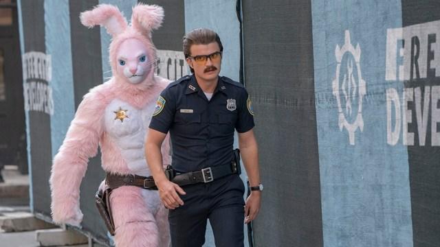 El tono de comedia está subrayado en el filme dirigido por Shawn Levy.