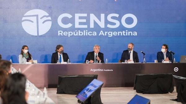 Marco Lavagna realizó este anuncio en un acto celebrado en Casa de Gobierno encabezado por el presidente Alberto Fernández.