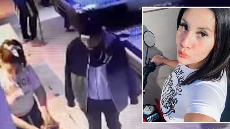 Karen Bustamante tenía 18 años. Fue asesinada a golpes y por estrangulamiento.