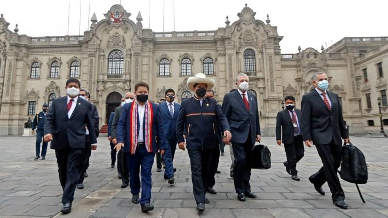 El Gobierno peruano pretende reformar la Constitución