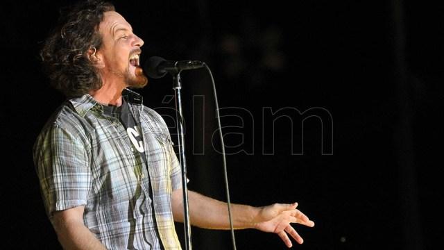 Pearl Jam en CABA (Foto: Víctor Carreira)