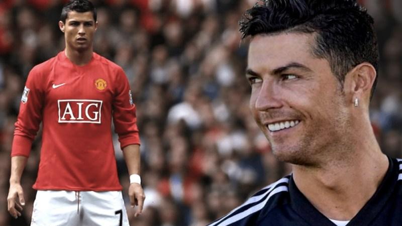 """Cristiano Ronaldo: Estoy de vuelta donde debo estar. Hagamos que suceda una vez más"""".."""